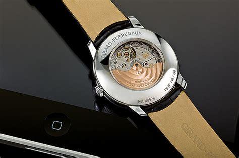 Seiko Kaz Chain For girard perregaux caliber gp 03300 39 watchtime usa s