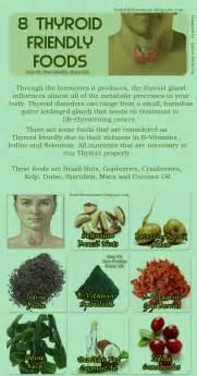 8 thyroid friendly foods holistic approach pinterest