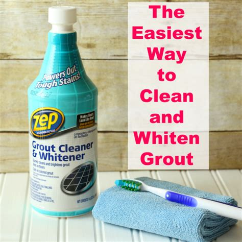 easiest way to clean bathroom best way to clean shower grout lines