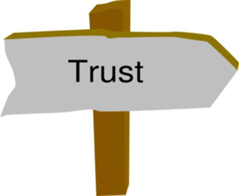 Browns Children Request Trustees Be Removed by Trust Clip At Clker Vector Clip