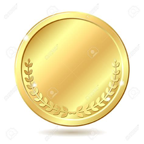 vector clip golden clipart gold coin pencil and in color golden