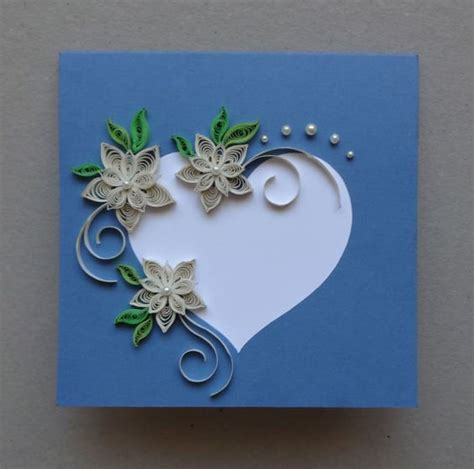 Handmade Paper Quilling Cards - the world s catalog of ideas
