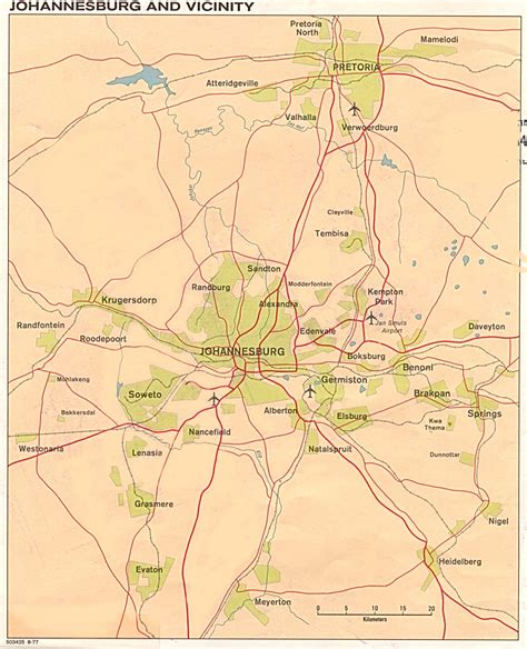 africa map johannesburg nationmaster maps of south africa 18 in total