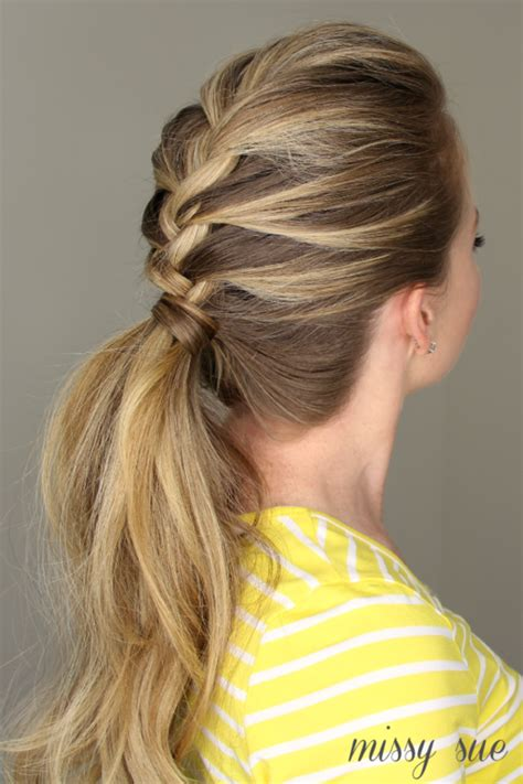 different plated hairstyles 50 fabulous french braid hairstyles to diy more com