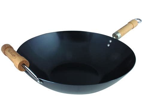 Best Valentine S Day Gifts For Him by 14 Inch Preseasoned Carbon Steel Flat Bottom Wok