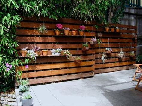 Pallet Garden Decor Recycled Wooden Pallets Furniture For Patio Decor Recycled Things