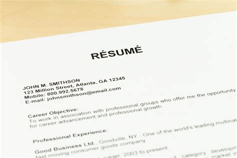 tips for writing a great resume 6 tips for writing a great resume amazing