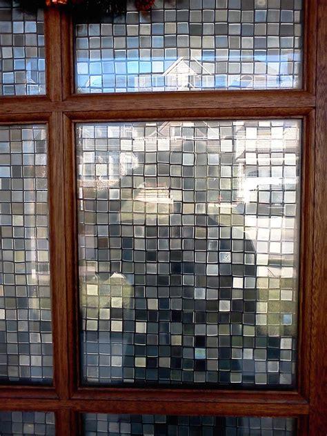 cut glass mosaic window film mosaic windows pinterest