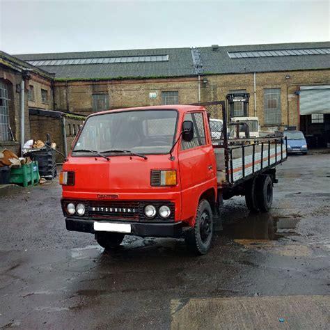 mitsubishi pickup 3 ton left hand drive mitsubishi canter fe110 6 tyres 3 5 ton