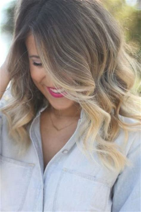 2015 trends haor color 20 ombr 233 hair pour cheveux mi longs coiffure simple et