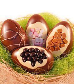 Handmade Chocolate Easter Eggs - handmade chocolate easter eggs happy easter 2018