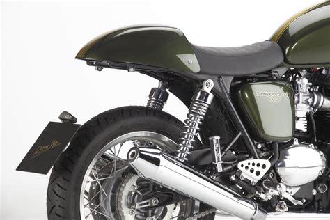 Triumph Motorrad Aalen by Umgebautes Motorrad Triumph Thruxton Von Warm Up