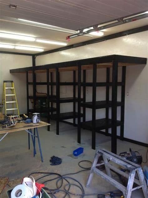 Garage Mezzanine Plans by Garage Mezzanine Ideas Studio Design Gallery Best