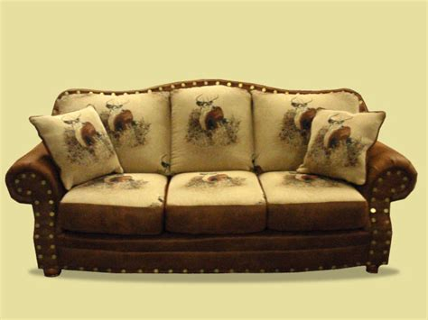 Rustic Living Room Couch Sofas