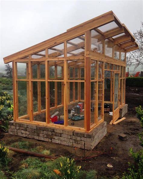 modern green house 17 best ideas about modern greenhouses on pinterest