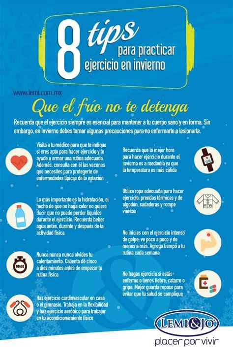 8 Tips To That Are by 8 Tips Para Practicar Ejercicio En Invierno