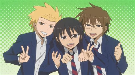 danshi koukousei no nichijou anime orion anime recommendations by caramelcookie on deviantart