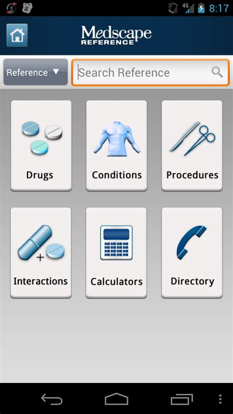 medscape for android calculators available on medscape mobile app for android jerry fahrni