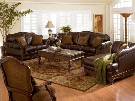 Living Room Furniture Couches by Rediscovering The Elegancy By 10 Brown Leather Sofas