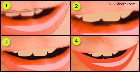 tutorial vector ndop tutorial vector corel draw menggambar wajah menjadi