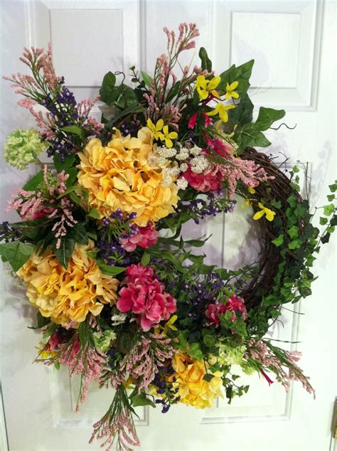spring wreath ideas 17 best images about grapevine wreaths on pinterest