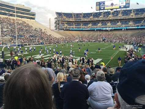 nc section beaver stadium section nc rateyourseats com