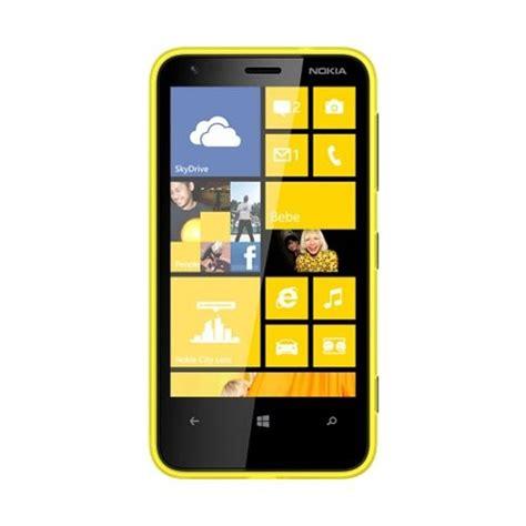 jual nokia lumia 620 kuning smartphone harga