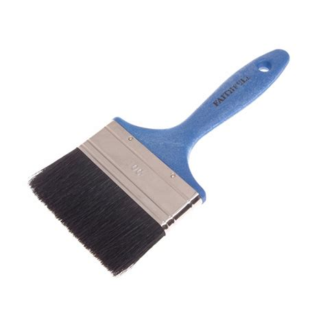 brush painting utility paint brush 100mm 4in