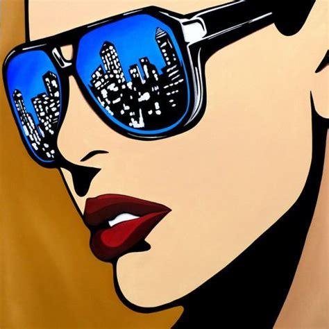 imágenes retro soda pop art clipart urban pencil and in color pop art