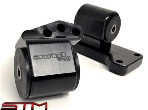 Brackett Solid For Motor Side Back Set stm has avid motor mounts back in stock evolutionm mitsubishi lancer and lancer evolution