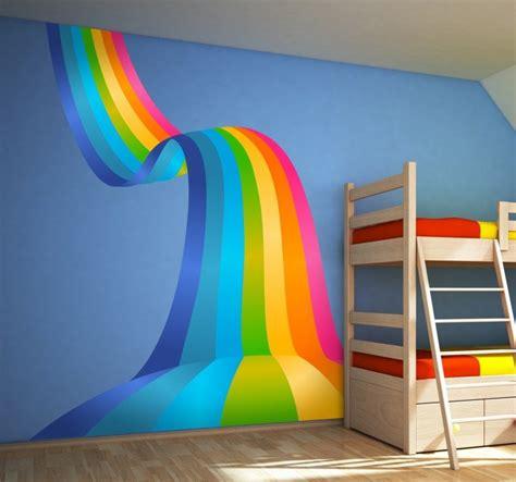 Lego Wall Mural sticker arc ciel