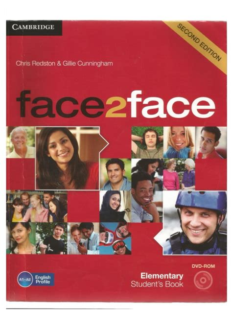 Face2face face2face elementary student s book 2nd edition