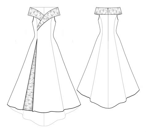 dress pattern names wedding dress sewing pattern 5530 made to measure