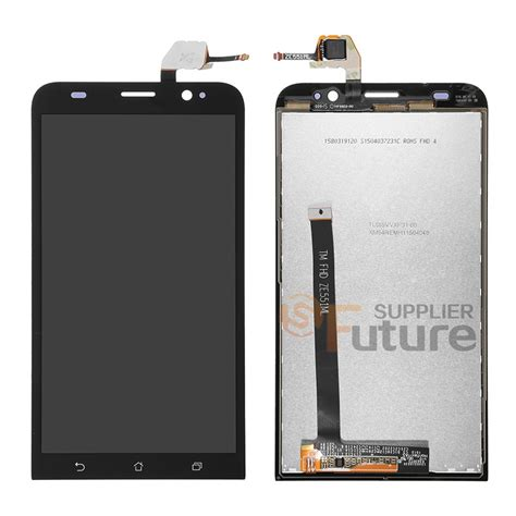 Lcd Asus Zenfone 6a600cgts Hitam asus zenfone 2 ze551ml lcd display digitizer assembly black