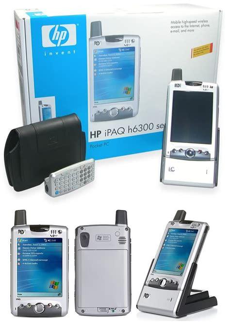 hp ipaq       htc manufactured phones