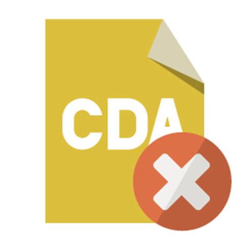 format file cda file format cda close icons free icons in flat icons