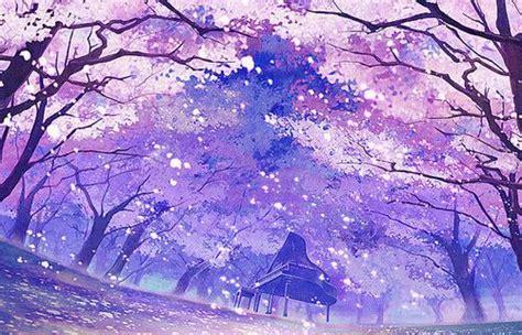 cherry tree anime anime cherry blossoms scenery anime scenery scenery cherry blossom the beatiful