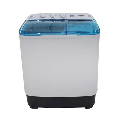 Sharp Mesin Cuci 2 Tabung Tub Washer Est65mw panasonic mesin cuci 6 kg manual benua electronic sentra