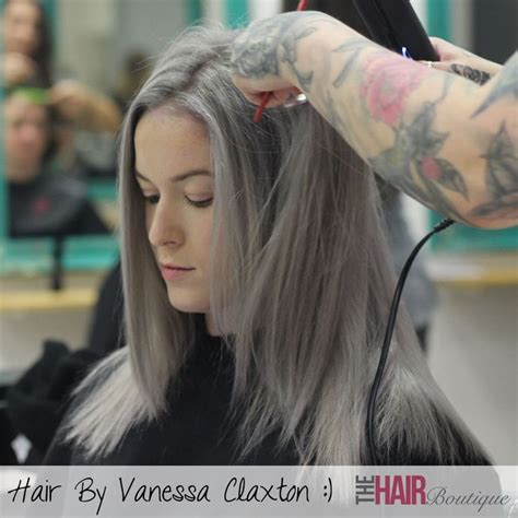 haircuts in exeter silver elumen hair colour by vanessa claxton in our exeter