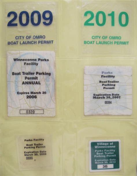waukesha county boat launch pass boat launch permits