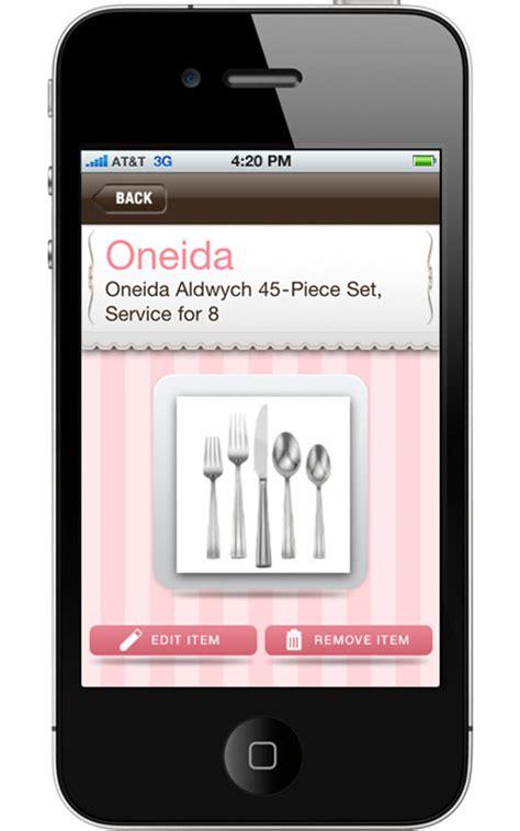 Wedding Registry App by 10 Wedding Registry Dos And Don Ts Bridalguide
