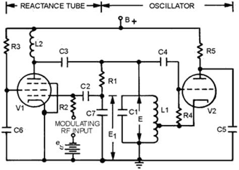 reactance transistor fm transmitter navy electricity and electronics series neets module 12 rf cafe