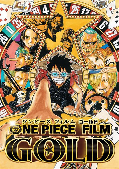 film one piece terlengkap one piece gold un nouveau trailer d 233 voil 233 manga mag