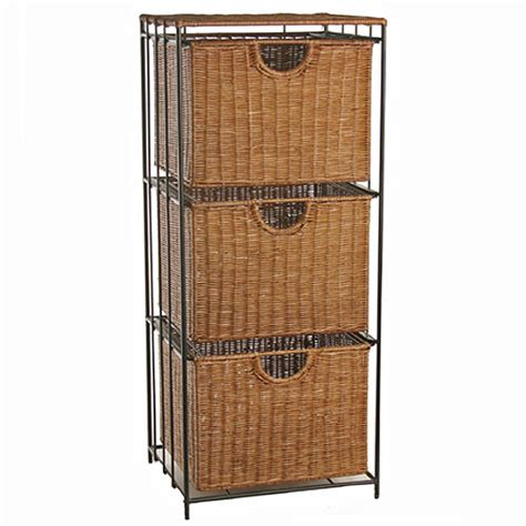 wicker panels for cabinets three drawer rolling wicker file tower in file cabinets