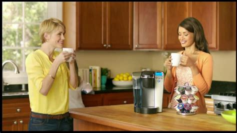 Keurig Commercial Actress | keurig tv commercial staircase ispot tv