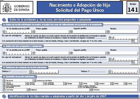 ayuda 2500 por nacimiento 2016 ayuda de 2 500 euros por nacimiento o adopci 243 n pequelia