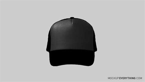 Topi Trucker Sao 018 free trucker hat template on behance free psd mockups behance bon 233 s de