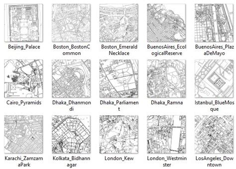 Color Maps To Your Heart S Content With This City Maps The Colouring Book L