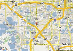 Orlando Road Map by Road Map Orlando Florida Deboomfotografie