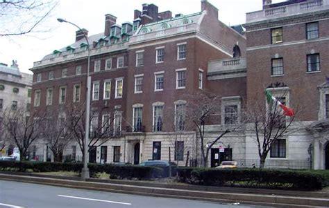 consolato madrid istituto di cultura new york